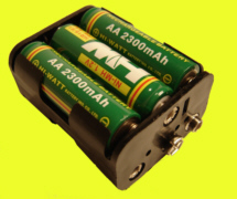 Batteries 4 or 6